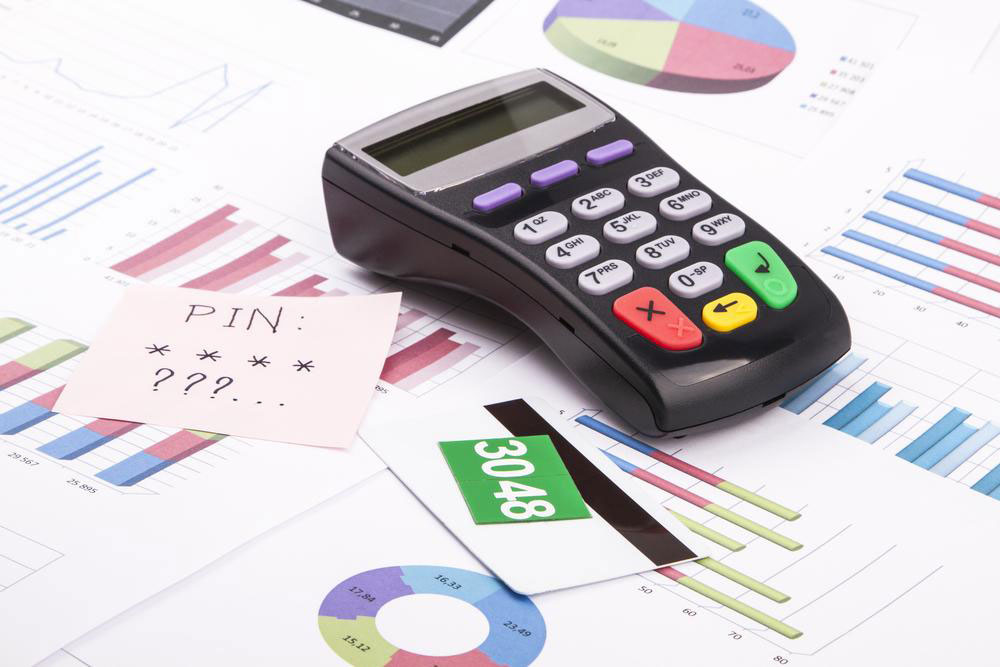 4 steps involved in electronic check payment processing
